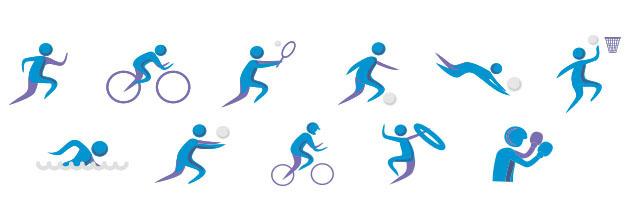 Você participa de algum grupo de prática de esporte? - Disposi