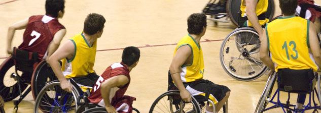 Atividade física para deficientes físicos