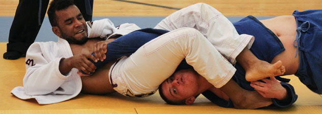 VII Maringá Open de Jiu-Jitsu - Disposição