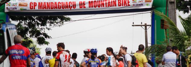 2º GP Mandaguaçu de Mountain Bike - Disposição