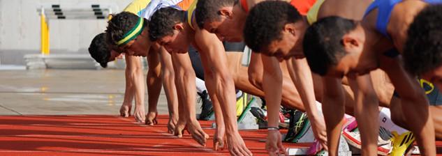 48º Campeonato Paranaense Juvenil de Atletismo- Disposição