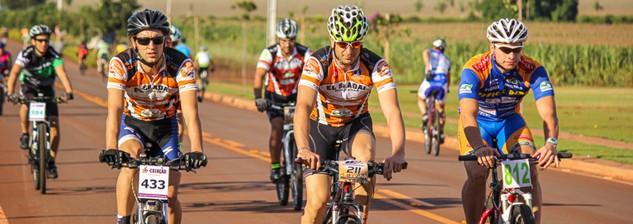 III GP Maringá de Mountain Bike 2014- Disposição
