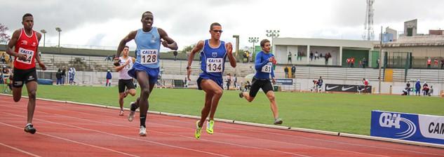 Campeonato Brasileiro de Atletismo Juvenil - Disposição