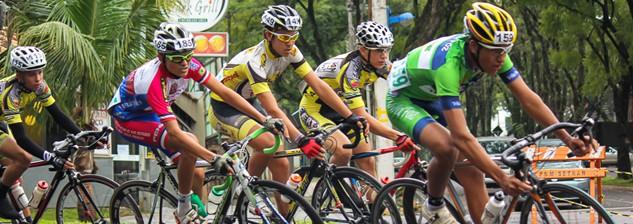 Campeonato Brasileiro de Ciclismo de Pista Junior 2014 - Disposição