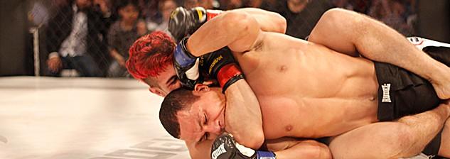 MMC - MMA Maringá Combat - Disposição