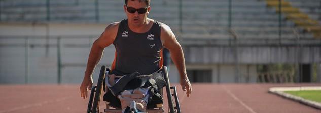 2ºCampeonato Paranaense de Atletismo Paraolímpico - Disposição