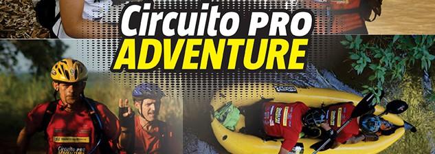 Circuito Pro Adventure - 2ªEtapa - Londrina - Disposição