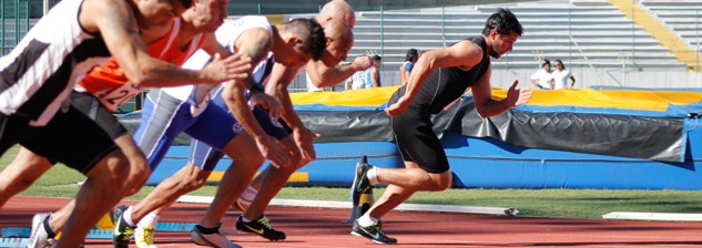 Jogos do Sesi: Meeting de Atletismo - Etapa Maringá - Disposição