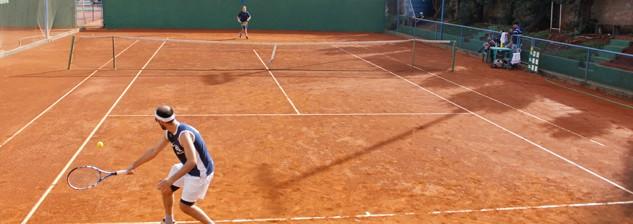 Circuito de Tênis Federação Paranaense - Disposição