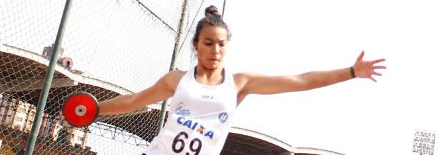 42º Campeonato Paranaense de Atletismo Menores - Disposição