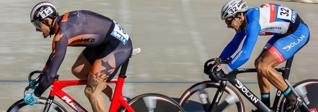 Campeonato Brasileiro de Ciclismo de Pista Elite - Disposição