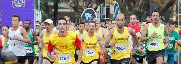 """XI Maratona de Revezamento """"Pare de Fumar Correndo""""  - Disposição"""