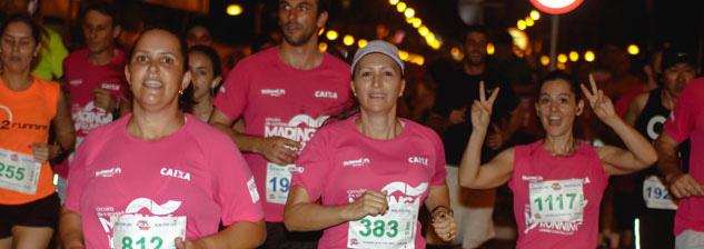 Circuito de Corridas Maringá Running - Unimed Night Run Contra o Câncer - Disposição