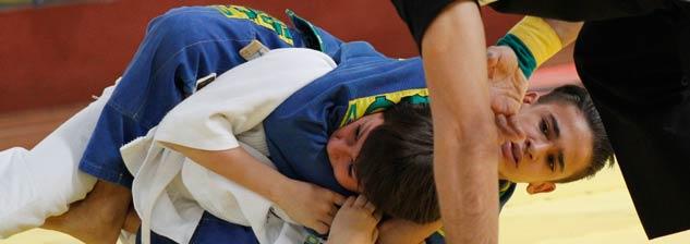 I Copa Sarandi de Jiu-Jitsu - Disposição
